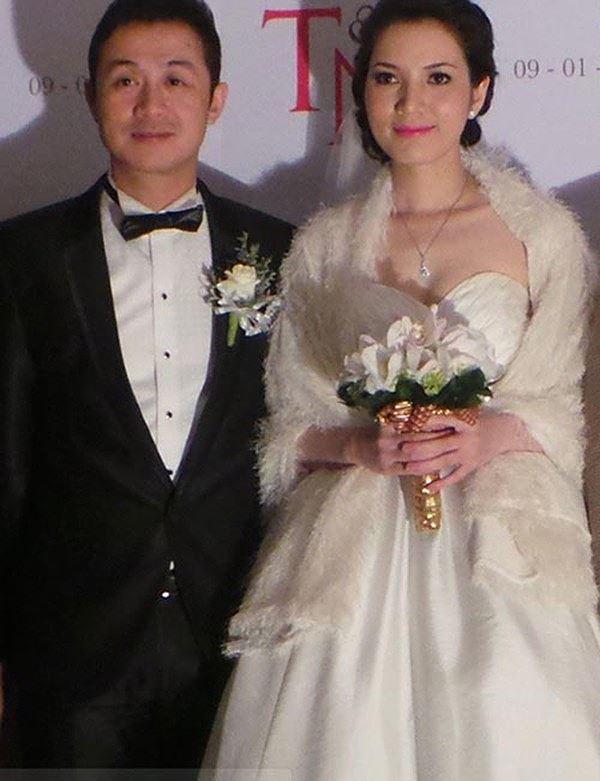 vợ MC Anh Tuấn