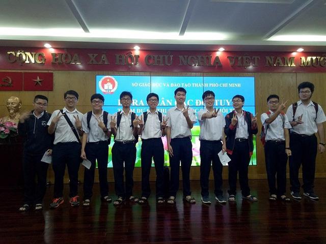 Đội tuyển học sinh