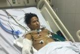 Chàng trai mồ côi cha tai nạn nguy kịch cần sự giúp đỡ