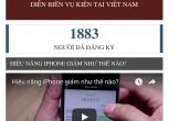 Hơn 1.800 người Việt khởi kiện Apple đòi có trách nhiệm với iPhone cũ