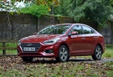 Xe giá rẻ Hyundai Accent 1.4L 2018 có giá bán từ 278 triệu đồng