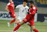 """Tuyển thủ U23 Hàn Quốc bị """"ngộp thở"""" trước lối chơi của U23 Việt Nam"""
