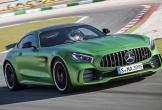 Ra mắt chưa lâu, siêu xe Mercedes-Benz GT 2018 bị triệu hồi