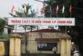 Thanh Hóa: Đề nghị tiếp tục bổ nhiệm phó hiệu trưởng các trường THPT
