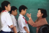Giáo viên dùng bạo lực với học trò vì… thi đua