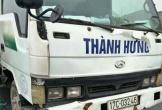Tài xế xe tải chạy vào đường cấm, gây tai nạn rồi bỏ đi