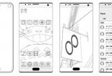 Phác thảo smartphone không viền màn hình của Samsung