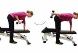 Ba động tác đơn giản giúp tiêu diệt mỡ lưng chảy xệ