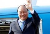 Thủ tướng lên đường tham dự ASEM 12, P4G và thăm một số nước châu Âu