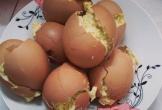 Chế biến trứng gà nướng Thái Lan mà ai cũng tưởng sầu riêng ăn dở, cô nàng bẽ bàng hứa xin chừa lần sau