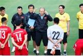 HLV Park Hang-seo thừa nhận chịu nhiều áp lực trước AFF Cup