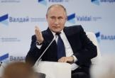 Tổng thống Putin nói thẳng Mỹ nuôi dưỡng khủng bố