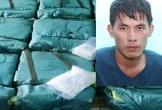 Khởi tố bị can đối tượng vận chuyển 308,6 kg ma túy đá