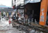 Cháy ngùn ngụt tại cửa hàng hoa, 2 phụ nữ chết ngạt