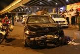 'Tôi bị xe BMW hất văng, may mắn thoát chết tại Hàng Xanh'