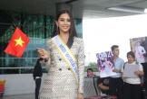 Trần Tiểu Vy sẵn sàng thể hiện tại Miss World 2018