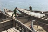 Quảng Bình xử phạt nhiều chủ tàu khai thác cát trái phép