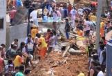 Brazil: Sạt lở đất làm 10 người chết và 4 người bị thương