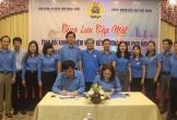 Công đoàn Dầu khí Việt Nam ký kết hoạt động với LĐLĐ Quảng Bình