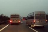 Xác minh xe tải chạy ngược chiều, lao vun vút trên cao tốc Nội Bài - Lào Cai