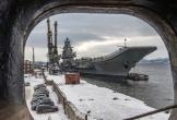 Tàu sân bay duy nhất của Nga có nguy cơ đắp chiếu vĩnh viễn
