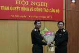 Trung tướng Nguyễn Tân Cương giữ chức Phó Tổng tham mưu trưởng Quân đội
