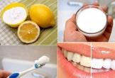 Tự làm kem đánh răng siêu trắng bằng baking soda
