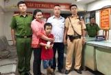 CSGT TP HCM tìm bé trai đi lạc trong 'trận bão' Việt Nam thắng Malaysia