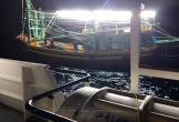 Cứu 7 ngư dân gặp nạn trên đường biên giới biển