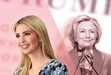 """Ivanka Trump """"đi vào vết xe đổ"""" của bà Hillary Clinton"""