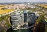 Khách sạn hạng sang thấp hơn mặt đất ở Thượng Hải