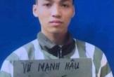 Phạm nhân tù chung thân trốn khỏi trại giam