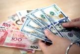 Giá các ngoại tệ giảm mạnh
