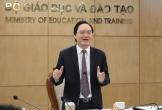 Bộ trưởng Giáo dục: