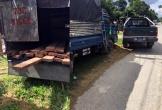 Cần làm rõ vụ vận chuyển 20 thanh gỗ lậu