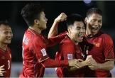 Việt Nam 'vô đối' về số cầu thủ ghi bàn tại AFF Cup 2018