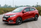 Honda HR-V giảm mạnh doanh số tại Việt Nam sau một tháng