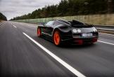 Bugatti Veyron và những con số gây choáng