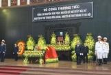 Cử hành trọng thể Lễ viếng nguyên Bí thư xứ ủy Bắc Kỳ Nguyễn Văn Trân