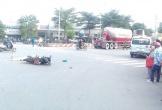 Cô gái trẻ chết thảm dưới bánh xe bồn tại vòng xoay 'tử thần'