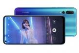 """Huawei trình làng smartphone """"màn hình đục lỗ"""" với camera 48 megapixel"""