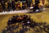 Người phụ nữ lái Lexus tông hàng loạt phương tiện, ít nhất 6 người nhập viện