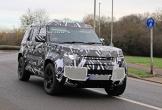 Land Rover Defender 2020: Huyền thoại địa hình hồi sinh với diện mạo mới