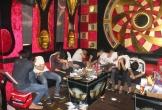 Tạm giữ gần 60 nam nữ sử dụng ma túy trong quán karaoke