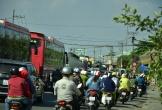TPHCM: Sau Tết, người dân tranh thủ trở lại thành phố sớm