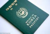 """Hàn Quốc """"nhảy vọt"""" cùng Singapore sở hữu hộ chiếu quyền lực nhất thế giới"""
