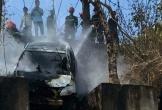 Vụ cha chết cháy cùng con trai: Xuất phát từ mâu thuẫn gia đình