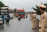 Chỉ trong 8 giờ, phạt 92 xe khách nhồi nhét, phóng ẩu qua Quảng Bình