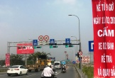 Người dân bất chấp biển báo, lưu thông qua nút giao thông phức tạp nhất Sài Gòn