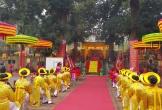 Lễ dâng hương tưởng nhớ các bậc tiên đế tại Hoàng thành Thăng Long